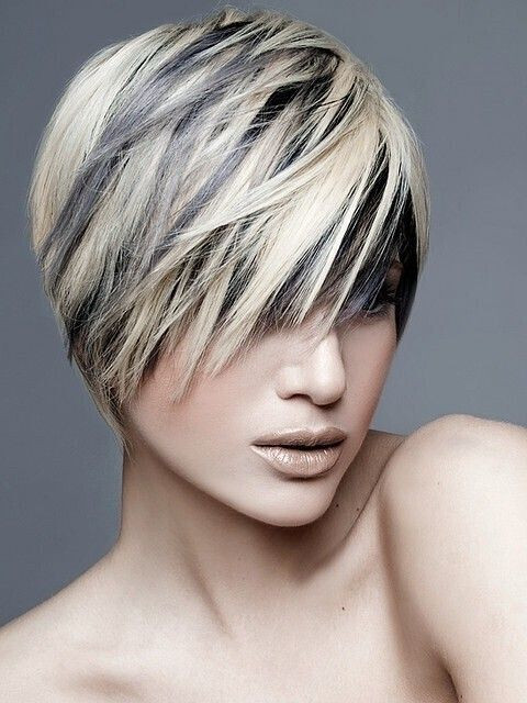 Short Highlights Hairstyles  20 Hair with Blonde Highlights Hairstyles You Must See
