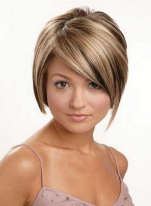 Short Highlights Hairstyles  20 Short Haircuts With Highlights