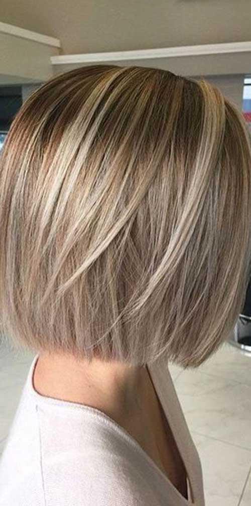 Short Highlights Hairstyles  20 Short Hair Highlights 2015 2016