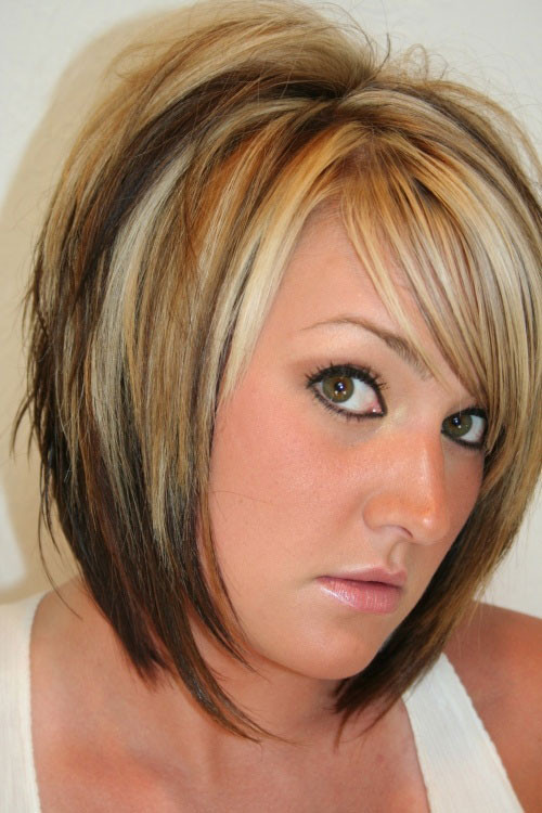 Short Highlights Hairstyles  25 Short Hair Color Trends 2012 2013