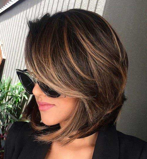 Short Highlights Hairstyles  Highlights for Short Hair