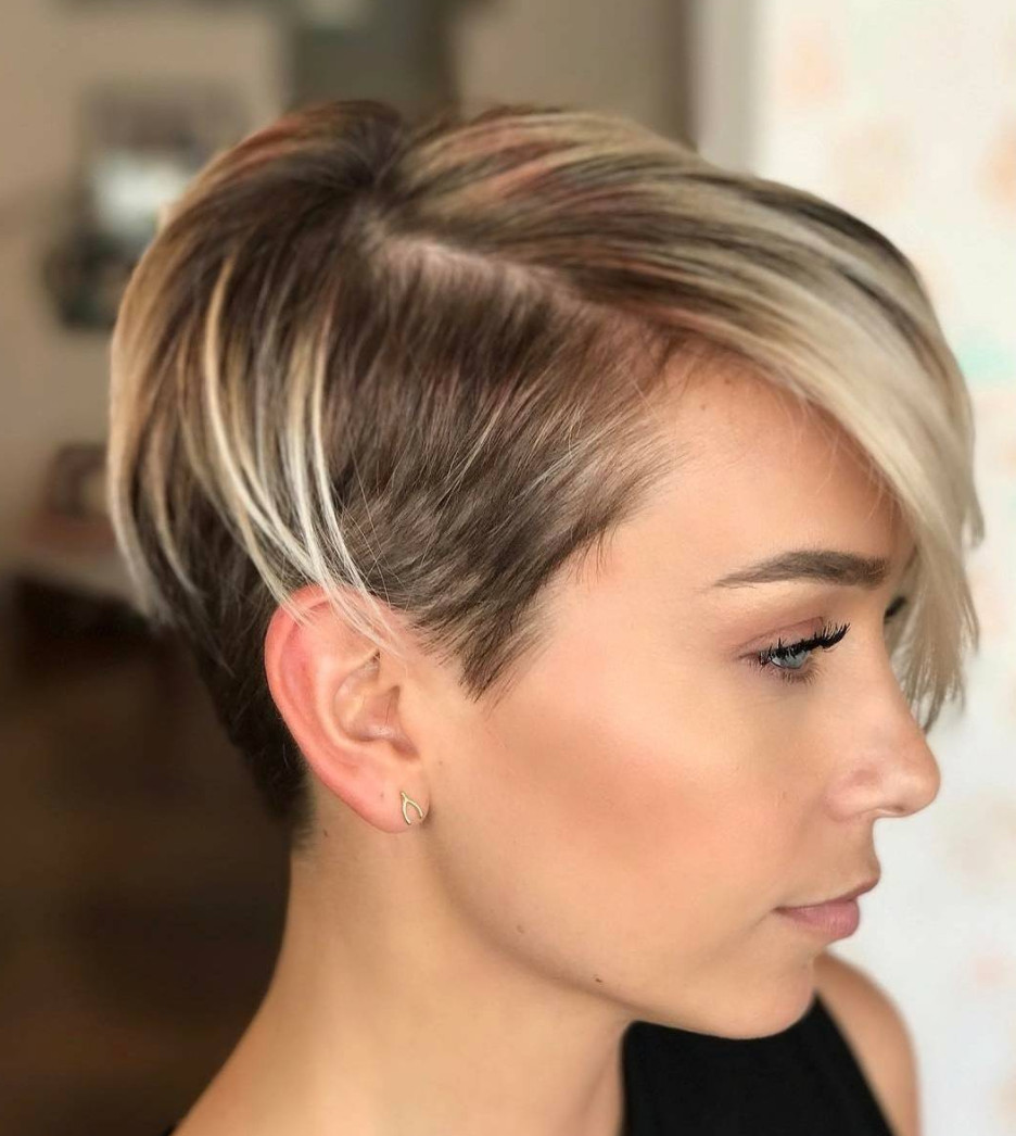 Short Highlights Hairstyles  Short Highlighted Hairstyles