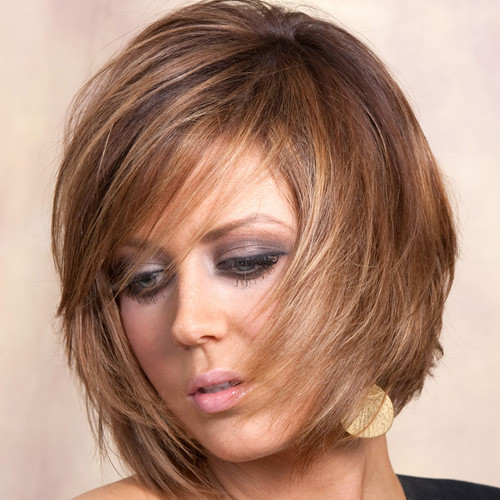 Short Highlights Hairstyles  35 Impressive Short Shag Hairstyles