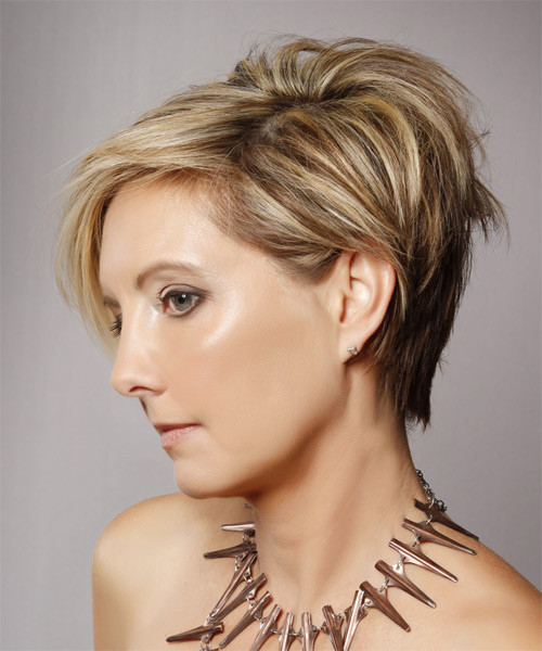 Short Highlights Hairstyles  Short Hairstyles and Haircuts for Women in 2018