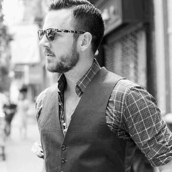 Short Hipster Haircuts  60 Hipster Haircuts For Men Locally Grown Styles