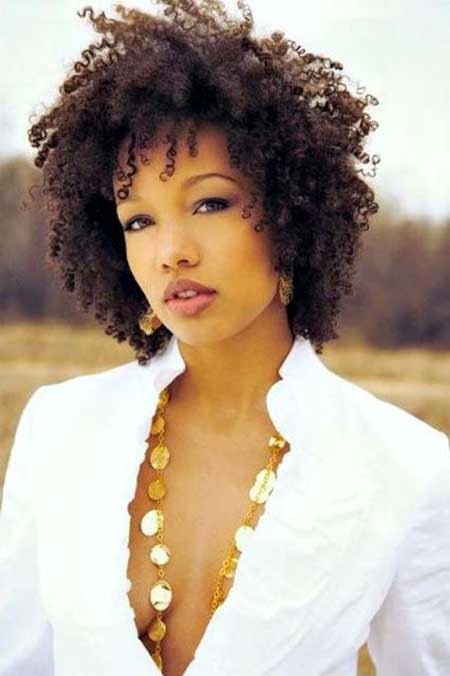 Short Kinky Hairstyles  Great Short Hairstyles for Black Women