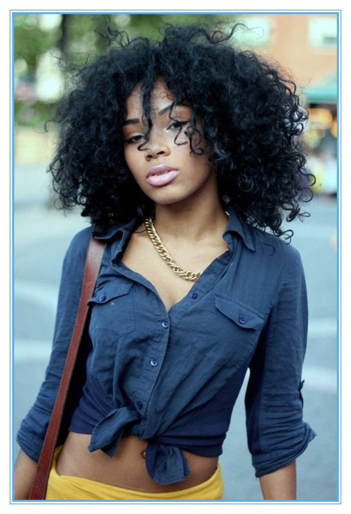 Short Kinky Hairstyles  12 Natural hairstyles for short kinky hair – HairStyles