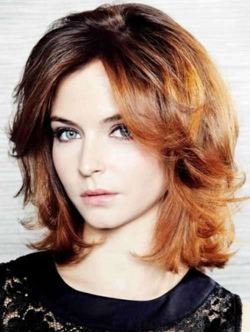 Short Layered Haircuts For Thick Hair  10 Short Hairstyles for Thick Wavy Hair