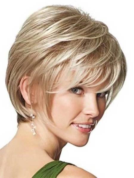 Short Layered Haircuts For Thick Hair  20 Short Haircuts for Thick Hair