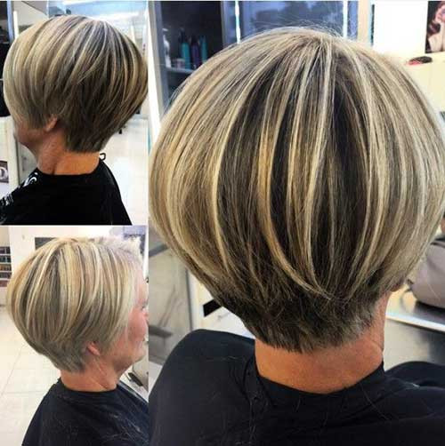 Short Layered Haircuts For Thick Hair  15 Short Haircuts for Thick Straight Hair