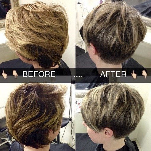 Short Layered Haircuts For Thick Hair  32 Stylish Pixie Haircuts for Short Hair PoPular Haircuts