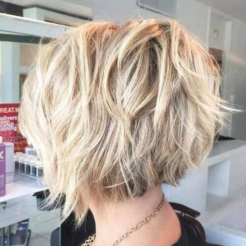 Short Layered Haircuts For Thick Hair  55 Alluring Short Haircuts for Thick Hair