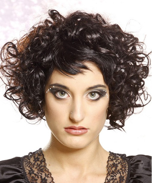 Short Naturally Curly Hairstyles  30 Best Short Haircuts 2012 2013