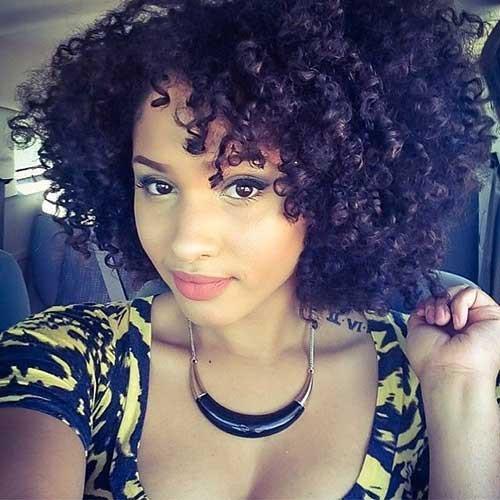 Short Naturally Curly Hairstyles  15 Nice Short Natural Curly Hairstyles