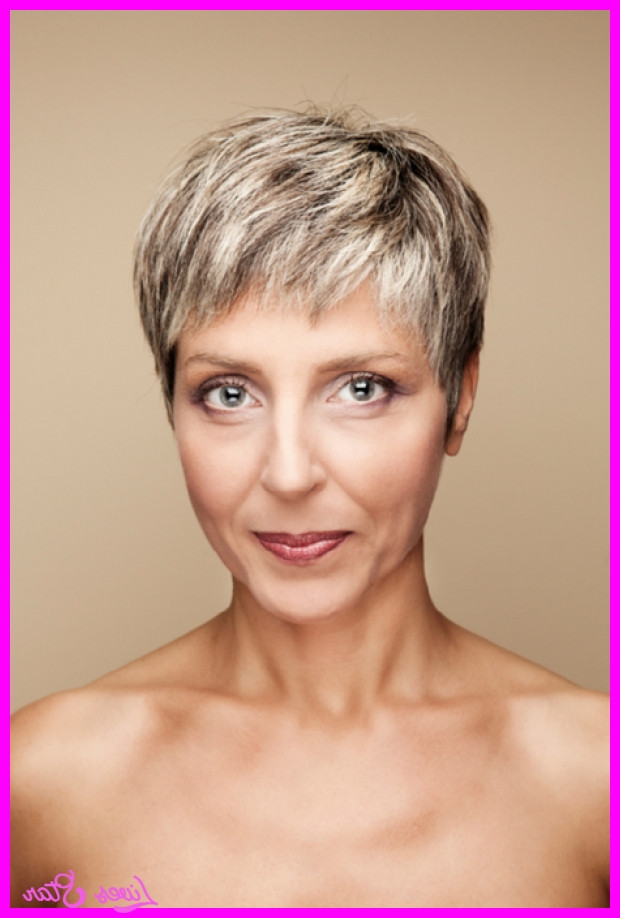 Short Pixie Haircuts For Over 60  20 Best Collection of Pixie Haircuts For Women Over 60