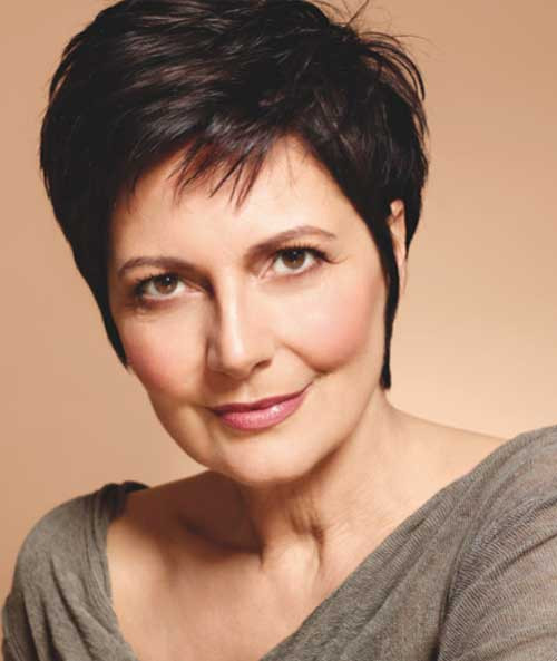 Short Pixie Haircuts For Over 60  20 Short Haircuts For Over 60