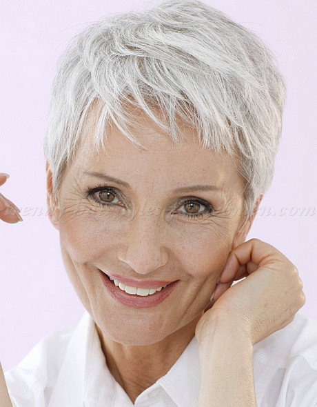 Short Pixie Haircuts For Over 60  Pixie hairstyles for women over 50