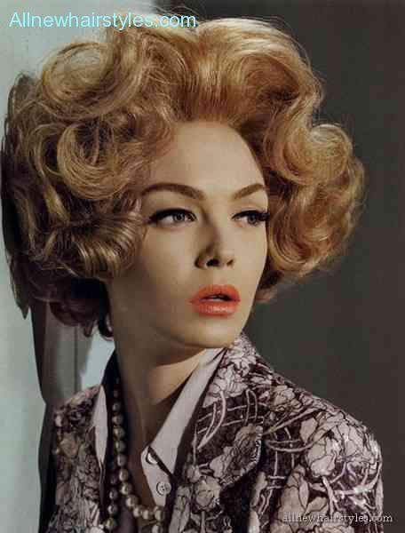 Short Retro Hairstyle  20 short vintage hairstyles AllNewHairStyles