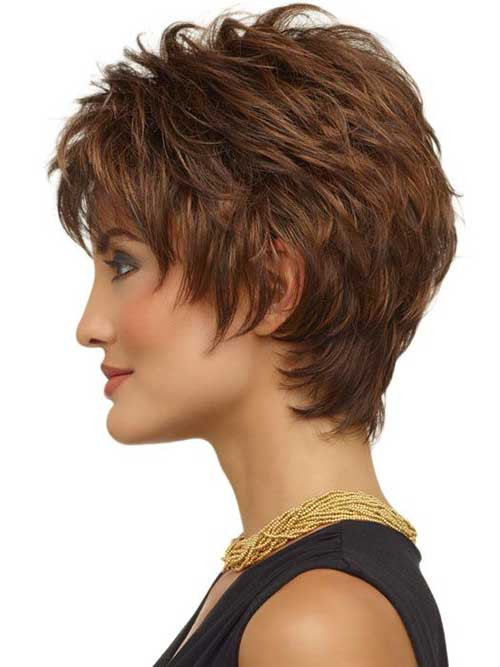 Short Textured Haircuts  30 Short Layered Hair