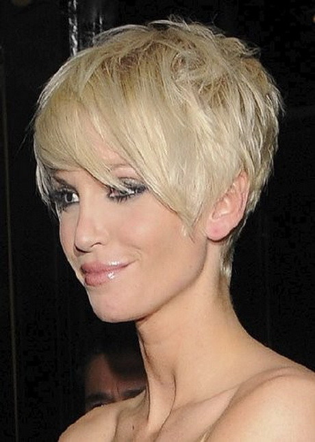 Short Textured Haircuts  Short textured hairstyles for women