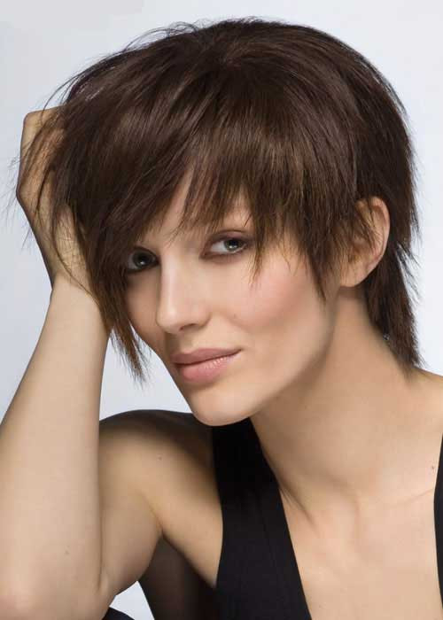 Short Textured Haircuts  Trendy Short Hair for Women