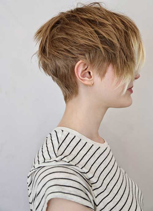 Short Textured Haircuts  20 Textured Short Haircuts