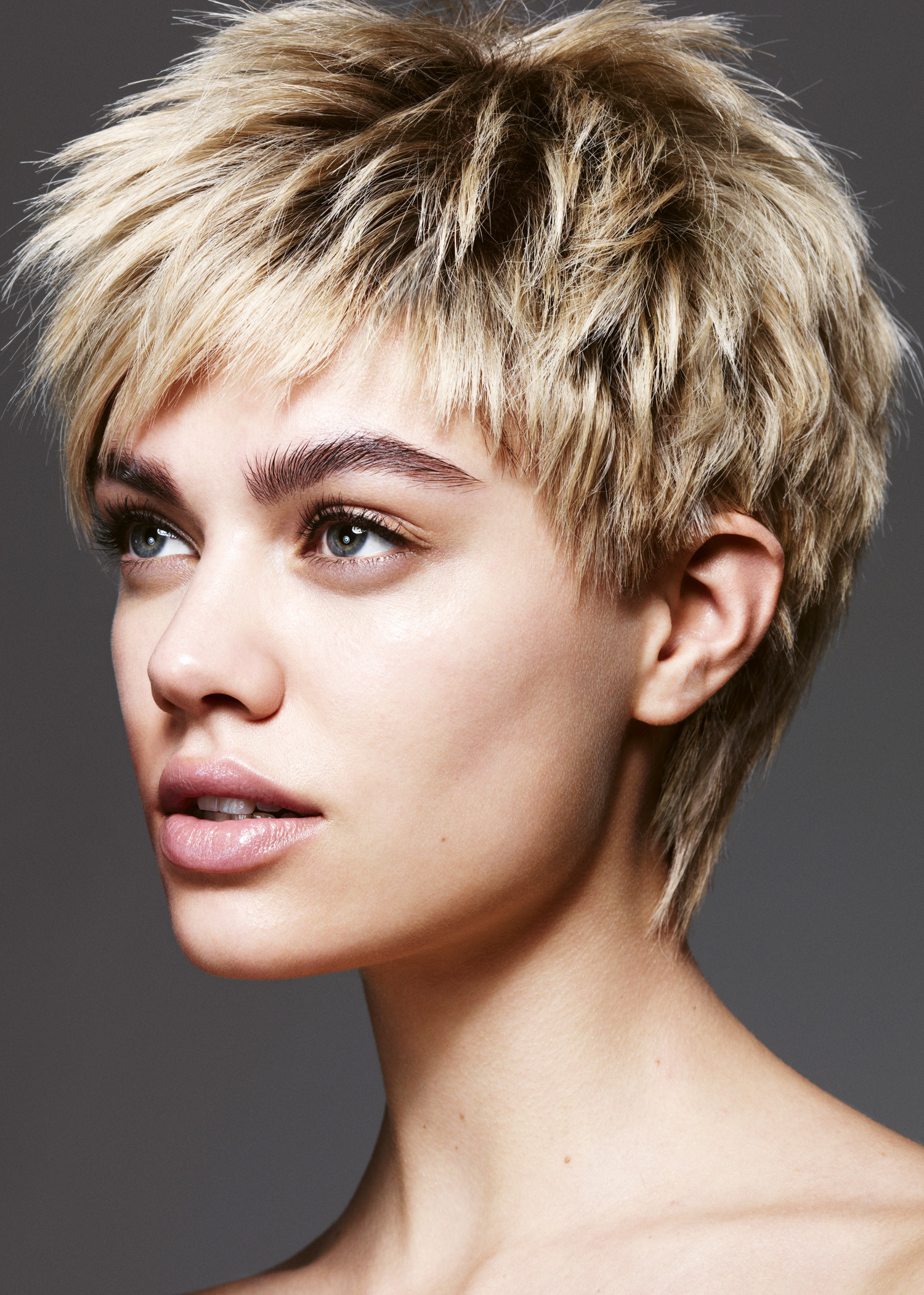 Short Textured Haircuts  Short textured haircuts Hairstyle for women & man