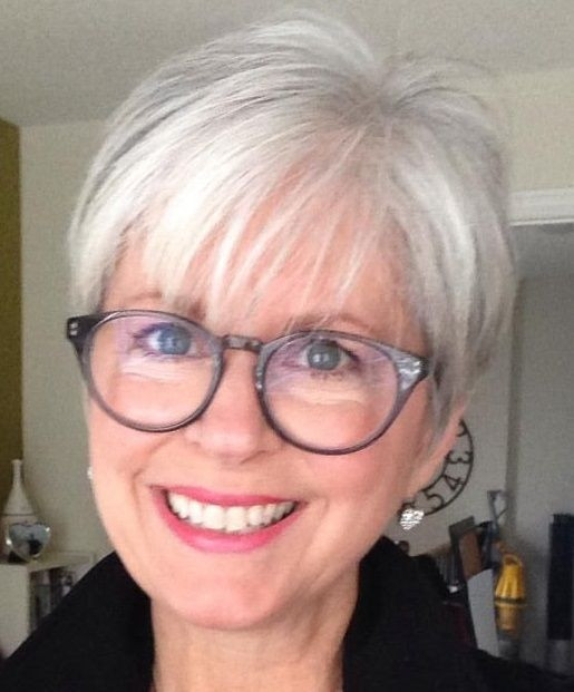Best ideas about Short To Midlength Haircuts For Fine Hair Thats Going Grey . Save or Pin short gray hair Hair and beauty Pinterest Now.