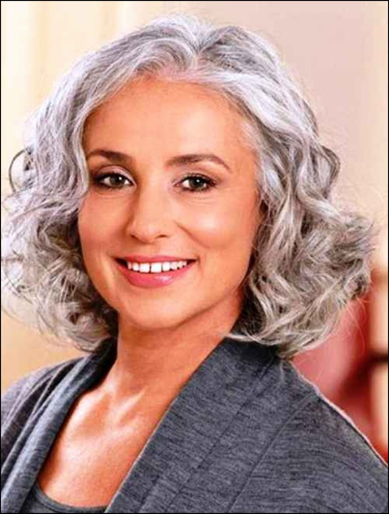 Best ideas about Short To Midlength Haircuts For Fine Hair Thats Going Grey . Save or Pin Short To Midlength Haircuts For Fine Hair Thats Going Grey Now.