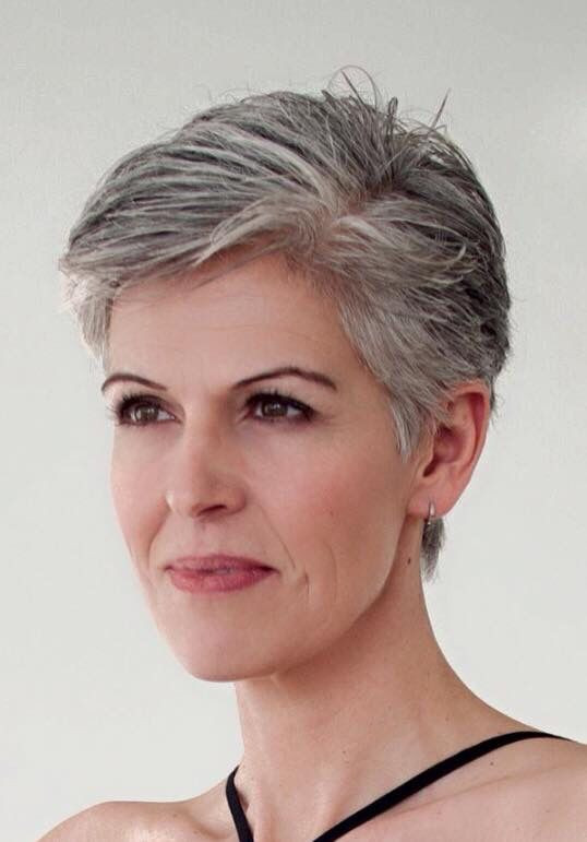 Best ideas about Short To Midlength Haircuts For Fine Hair Thats Going Grey . Save or Pin The 25 best Short gray hairstyles ideas on Pinterest Now.
