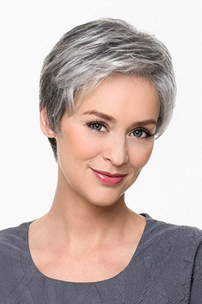 Best ideas about Short To Midlength Haircuts For Fine Hair Thats Going Grey . Save or Pin Best 25 Short gray hair ideas on Pinterest Now.
