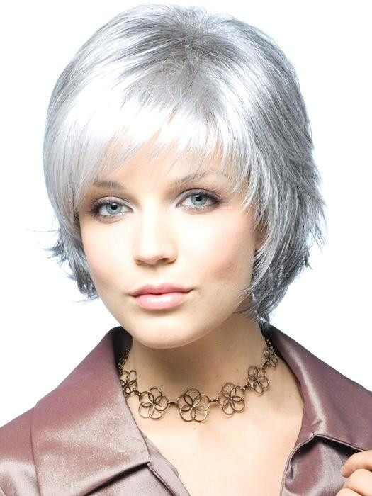 Best ideas about Short To Midlength Haircuts For Fine Hair Thats Going Grey . Save or Pin Unique Mens Short Haircuts For Grey Hair Mens Short Now.
