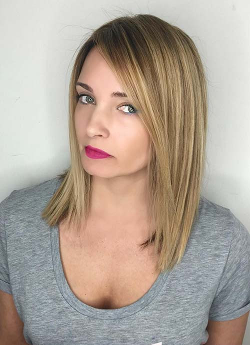 Best ideas about Short To Midlength Haircuts For Fine Hair Thats Going Grey . Save or Pin 55 Short Hairstyles for Women with Thin Hair Now.