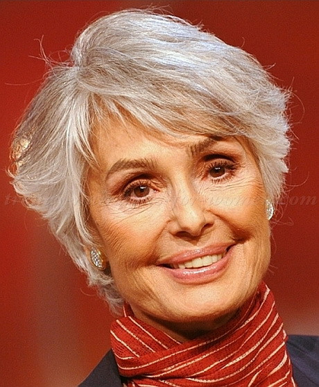 Best ideas about Short To Midlength Haircuts For Fine Hair Thats Going Grey . Save or Pin Hairstyles for short gray hair Now.