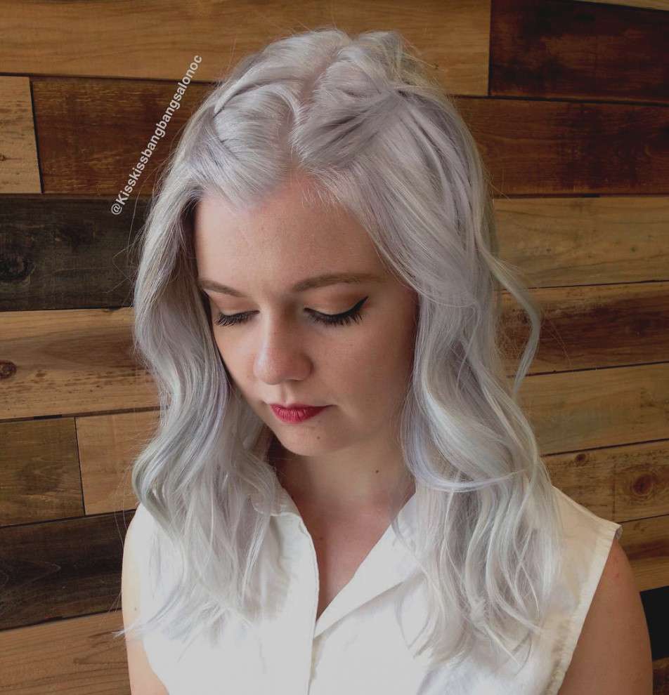 Best ideas about Short To Midlength Haircuts For Fine Hair Thats Going Grey . Save or Pin New Shoulder Length Haircuts For Thin Hair 70 Darn Cool Now.