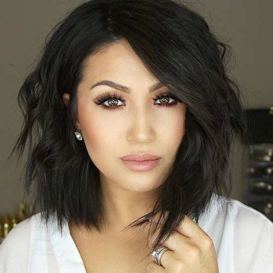 Shoulder Length Bob Hairstyles  15 Stylish Shoulder Length Hairstyles and Haircuts For Women