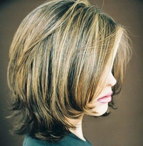 Shoulder Length Bob Hairstyles  20 Great Shoulder Length Layered Hairstyles Pretty Designs
