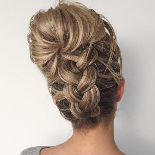Best ideas about Shoulder Length Hairstyles For Prom . Save or Pin 50 Dazzling Medium Length Hairstyles Now.