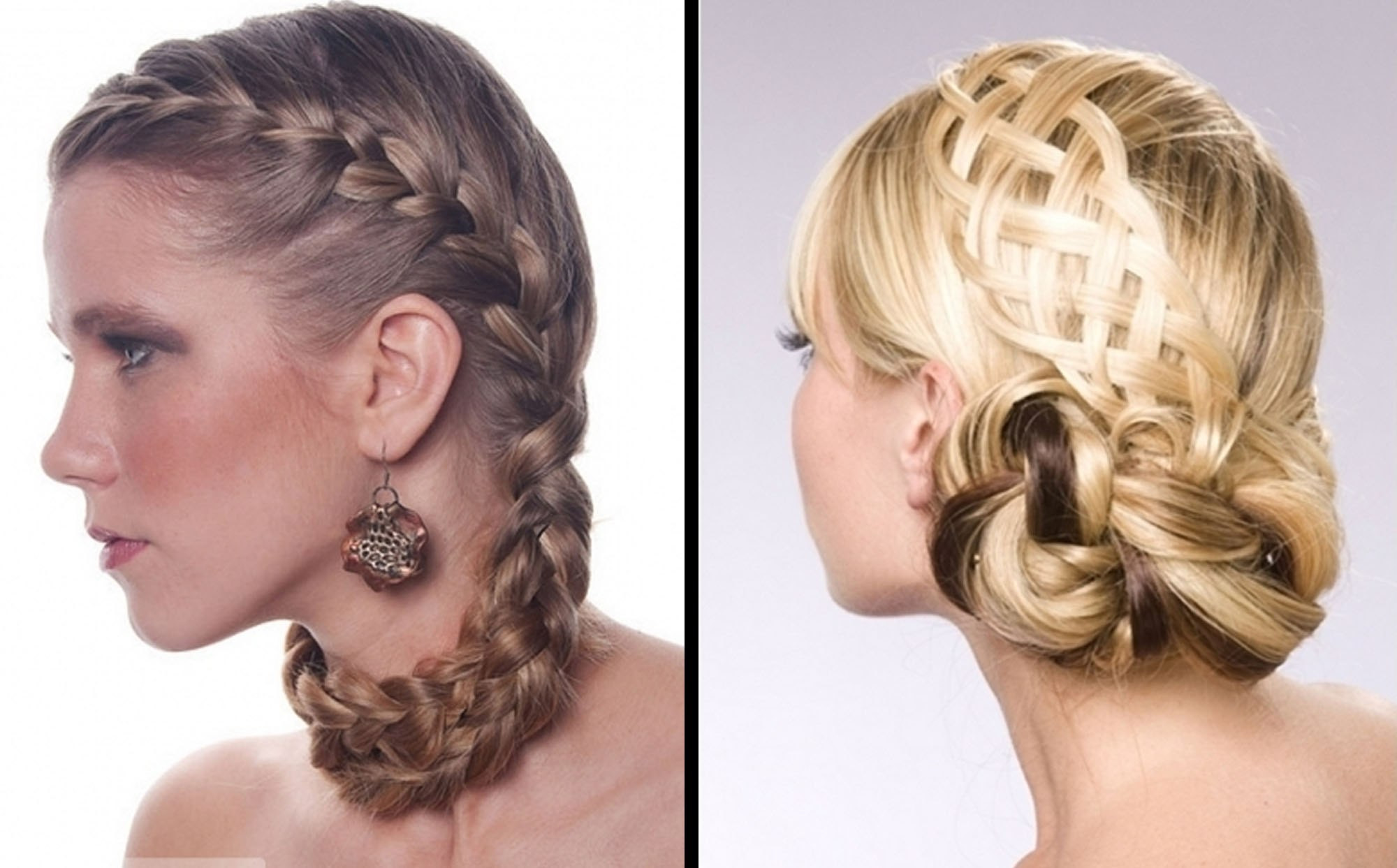 Best ideas about Shoulder Length Hairstyles For Prom . Save or Pin Easy prom hairstyles for medium length hair Hairstyle Now.