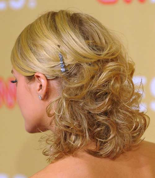 Best ideas about Shoulder Length Hairstyles For Prom . Save or Pin 30 Best Prom Hairstyles for Long Curly Hair Now.