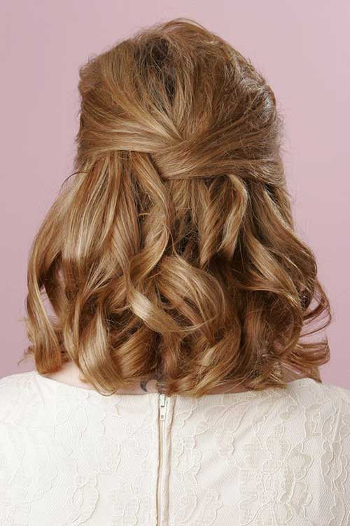 Best ideas about Shoulder Length Hairstyles For Prom . Save or Pin 20 Haircuts Medium Hair Ideas Now.