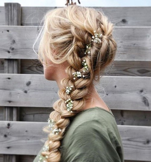 Side Hairstyles For Prom  45 Side Hairstyles for Prom to Please Any Taste