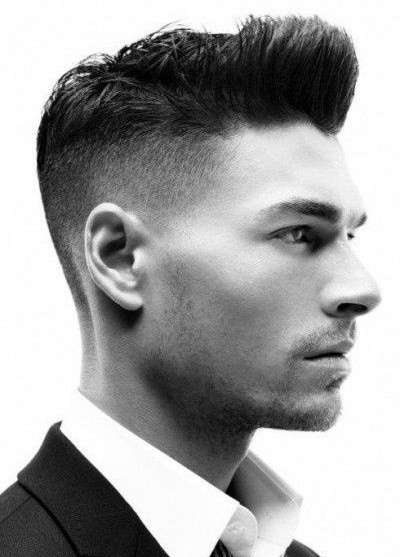 Side Shaved Hairstyle Male  50 Shaved Sides Hairstyles For Men Throwback Haircuts