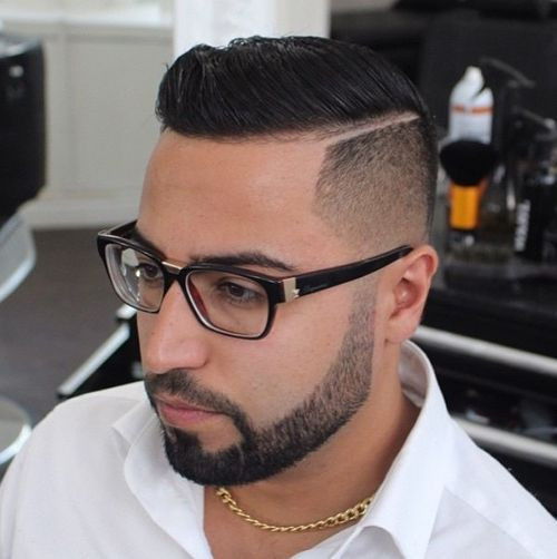 Side Shaved Hairstyle Male  40 Ritzy Shaved Sides Hairstyles And Haircuts For Men