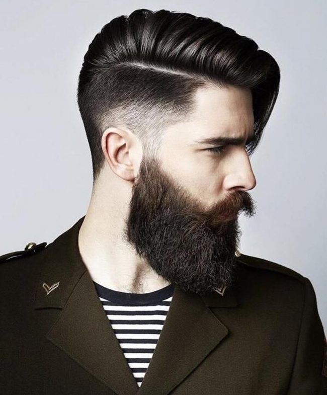 Side Swept Undercut Hairstyle  Hot 7 Side Swept Undercuts
