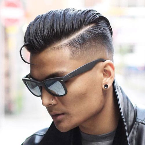 Side Swept Undercut Hairstyle  The Undercut Hairstyle For Men