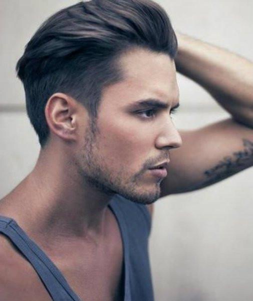 Side Swept Undercut Hairstyle  Top 10 Undercut Hairstyles For Men FacesHairStylist