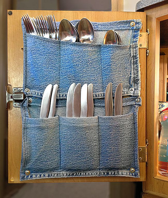 Best ideas about Silverware Storage Ideas . Save or Pin Fun Flatware Storage Ideas To Spice Up Your Kitchen Now.