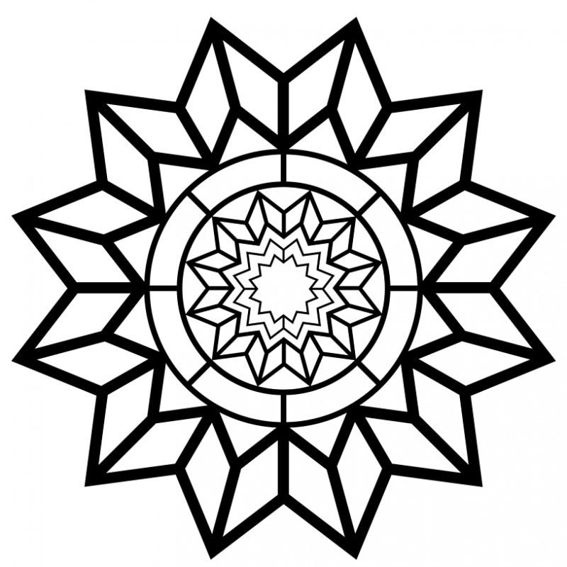 Simple Adult Coloring Pages  Adult Coloring Pages What Mommy Does
