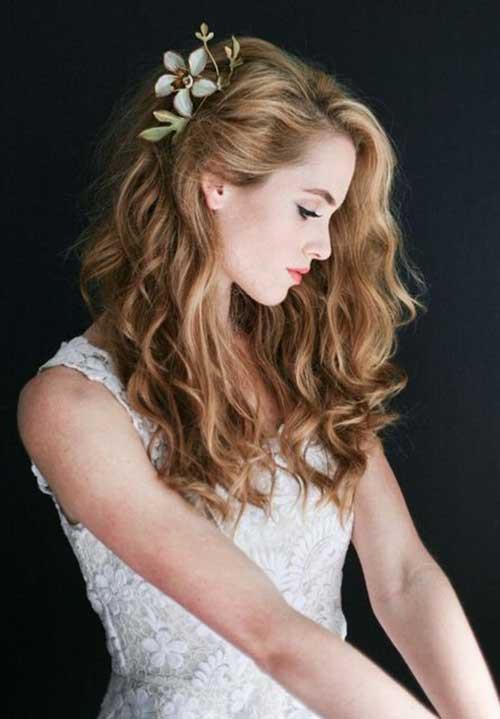 Simple Bridesmaid Hairstyles  25 Simple Bridal Hairstyles